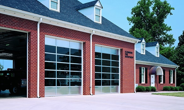 Commercial Automated Garage Doors St Cloud Mn Phils Garage Doors
